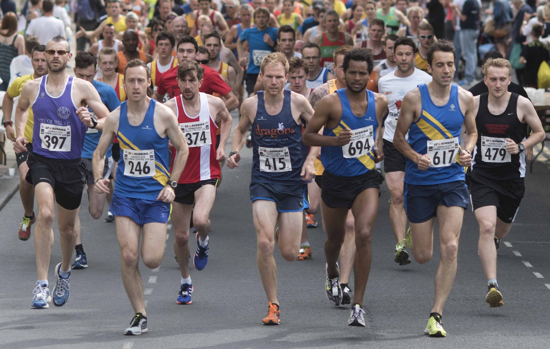 The Town Centre 10K is BACK!!