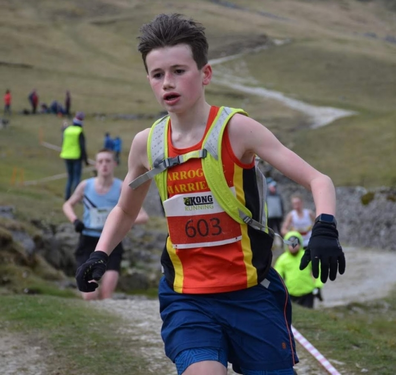 KONG Kettlewell Kids Kaper - Provisional Results