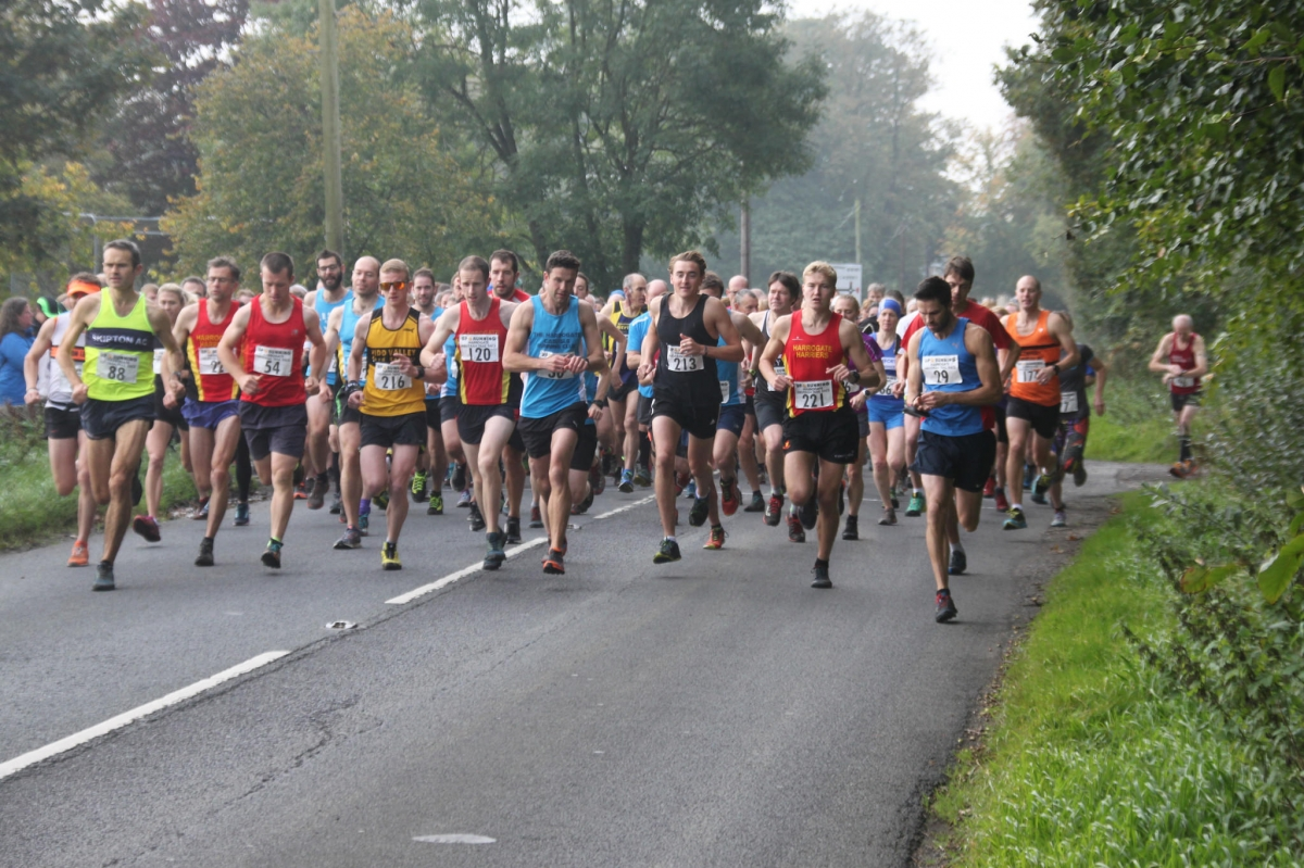 Harrogate Haverah Trail Race