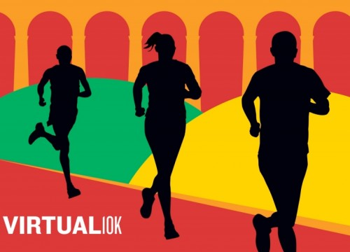 VIRTUAL Run Harrogate 10K
