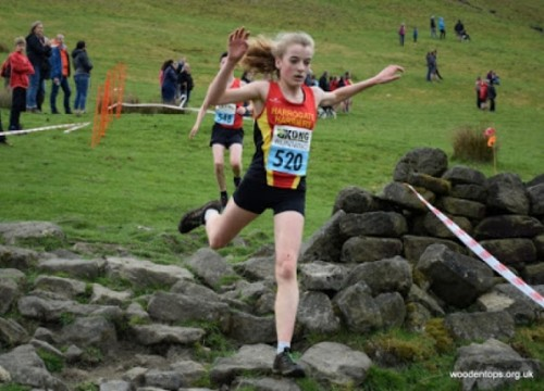 Harriers Juniors in FRA Championship success