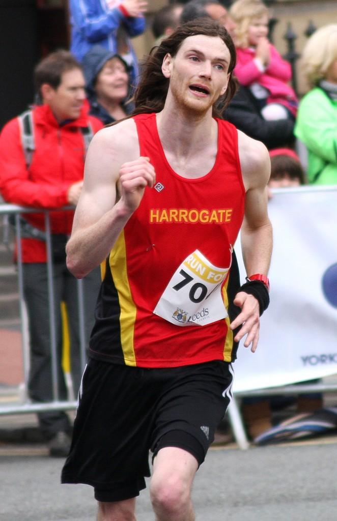 Tim Richardson in Action at Leeds