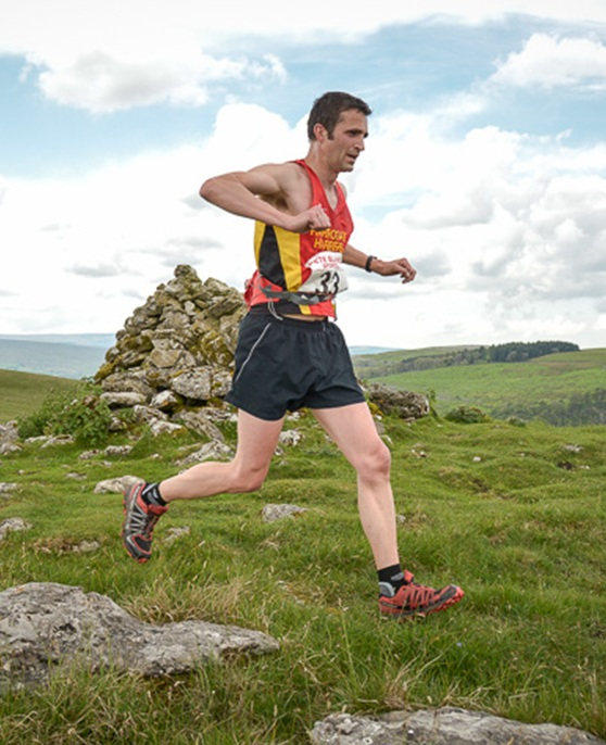 Tim Palmer at Austwick
