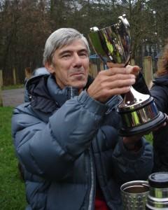 Ben Grant, 2014 FRA MV65 Champion